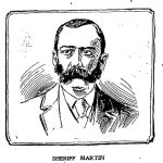 Sheriff Martin. Philadelphia Inquirer, 12 Sept. 1897, p.4
