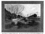 Main St. Lattimer. The Century, April 1898 (p. 817), by Jay Hambidge